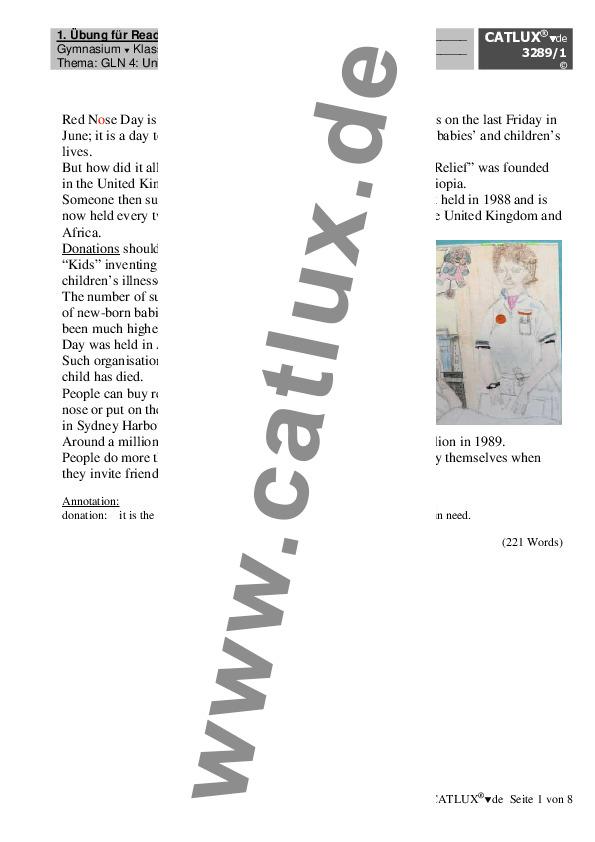 ▷ Schulaufgaben Englisch Gymnasium Green Line New | Catlux