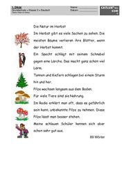 diktate deutsch klasse 3 grundschule catlux