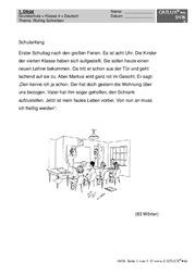 Diktate Deutsch Klasse 4 Grundschule Richtig Schreiben Catlux
