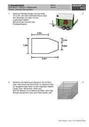 extemporalen stegreifaufgaben gymnasium klasse 6. Black Bedroom Furniture Sets. Home Design Ideas