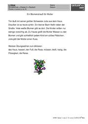 diktate grundschule klasse 3 deutsch allgemein catlux. Black Bedroom Furniture Sets. Home Design Ideas