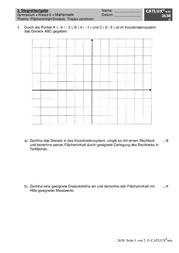 extemporalen stegreifaufgaben mathematik klasse 6. Black Bedroom Furniture Sets. Home Design Ideas
