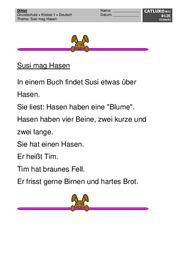 diktate deutsch klasse 1 grundschule catlux