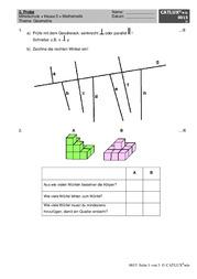 proben mathematik klasse 5 mittelschule catlux. Black Bedroom Furniture Sets. Home Design Ideas