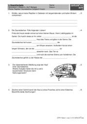 Schulaufgaben Biologie Klasse 6 Gymnasium Catlux