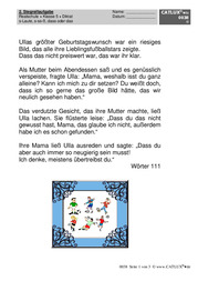 diktate und rechtschreibung deutsch klasse 5 realschule catlux. Black Bedroom Furniture Sets. Home Design Ideas