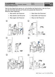 Aufsatz Deutsch Klasse 3 Grundschule Catlux