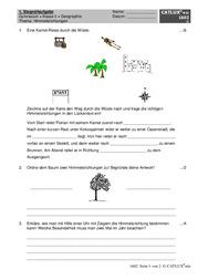 ▷ Schulaufgaben Erdkunde / Geographie Klasse 5 Gymnasium   Catlux