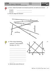 proben mittelschule klasse 5 mathematik catlux. Black Bedroom Furniture Sets. Home Design Ideas