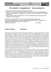 Aufsatz Deutsch Klasse 9 Gymnasium Catlux