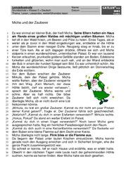 leseproben grundschule klasse 2 deutsch catlux