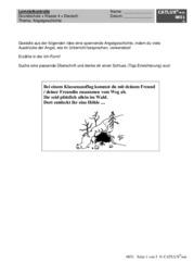 Grundschule aufsatz angstgeschichte kommunikation demenz facharbeit