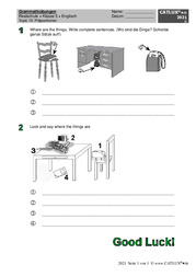 grammatik bungen englisch klasse 5 realschule pr positionen catlux. Black Bedroom Furniture Sets. Home Design Ideas