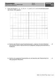 bungsblatt mathematik bungsaufgaben f r mathematik in der realschule 6 klasse thema. Black Bedroom Furniture Sets. Home Design Ideas